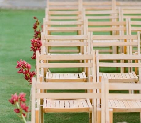 marquee chair hire