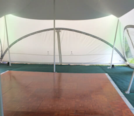 marquee flooring hire