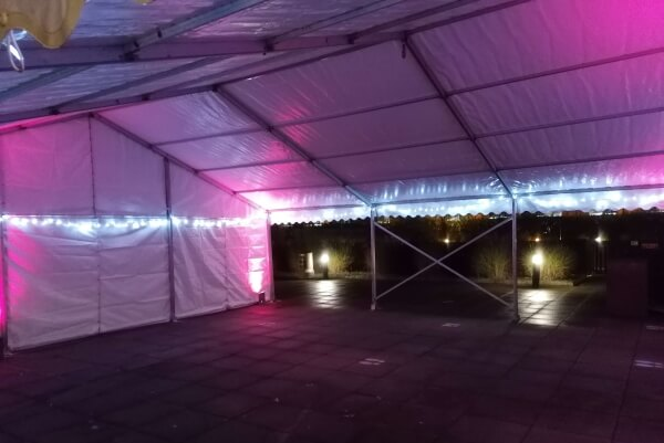 Clearspan Large Marquee