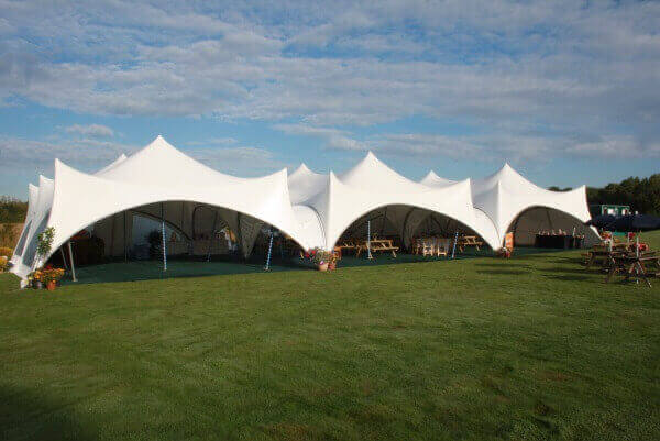 Trapeze Marquees