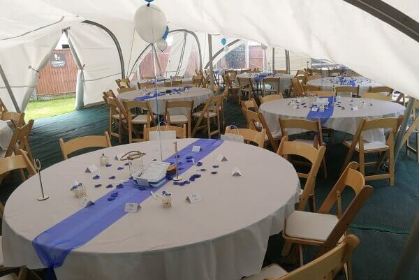 Trapeze Marquee MD Marquees
