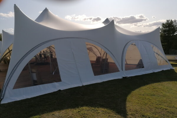 Marquees With Sides
